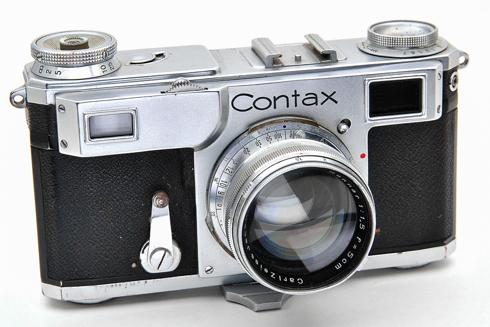 Zeiss Contax Rangefinders by Jim Lager [Archive