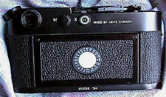 Leica M4P 84 Olympics