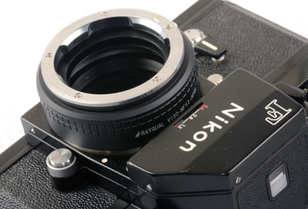 Adapters: Visoflex System to Other SLRs Adapter