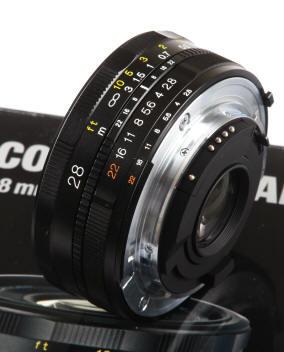Voigtlander SL II Lenses