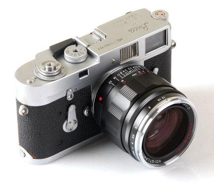 Voigtländer Voigtlander Nokton II 35 mm F/1.2 II ...