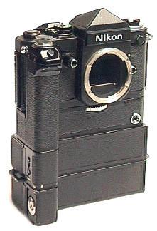 Nikon F2 High Speed