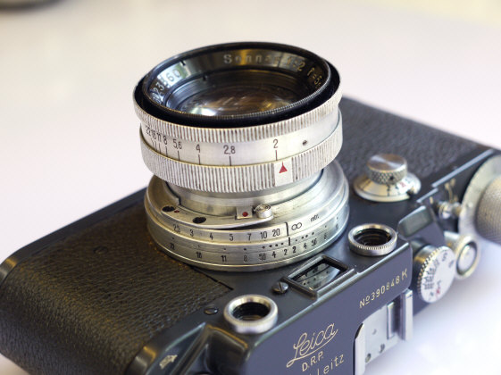 Wartime Zeiss Leica Screw Mount Collection & Unusual Adapter