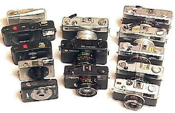Compact 35 Rangefinders