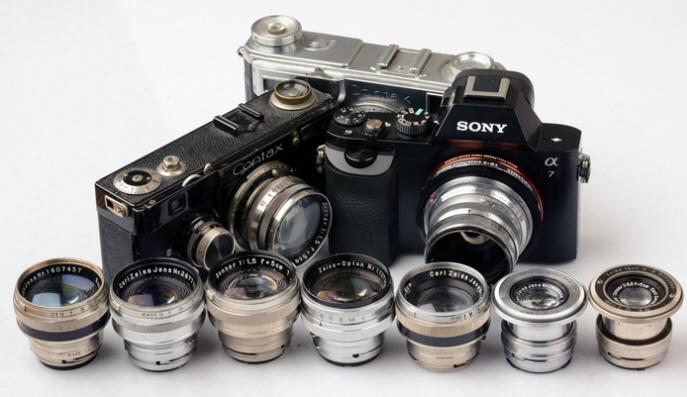 Sony E Mount Full Frame Lenses >> Voigtlander S-VM E Adapter and Voigtlander C-VM E Adapters