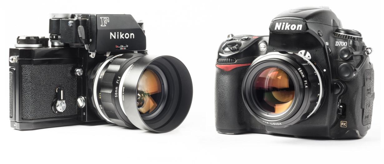 New Version Voigtlander 58mm f/1 4 IN STOCK & SHIPPING