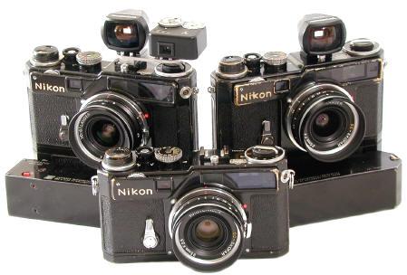 Nikon Rangefinder: Using & Identifying