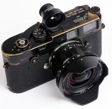 Voigtlander Leica Mount Lenses